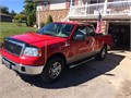 2006 Ford F150 XLT Supercab 4WD Good shape High mileage Runs good Inspected Good tires Redtan