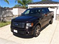 2010 Ford F-150 Harley Davidson 4X2 54L FFV V8 wElectronic 6-Speed Transmission in rare LAVA color
