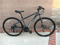 Diamondback Trace Dual Sport Bicycle Im 57 and I bought the bike new I rarely use it and its c