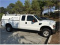 2009 Ford F250 Super Duty XL Used 121000 miles Private Party Extended Cab 8 Cyl Tow Package C