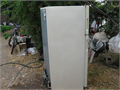 hotpoint refrigerator good condition  8800 213-248-0744