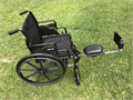 WHEEL CHAIR  GOOD condition 10000 706-394-3119