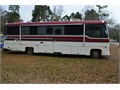 1987 Champion 33 ft Eurocoach RV Ford 460 engine Ford C-6 auto Transmission John Deere Chassis