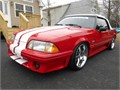 1993 Ford Mustang GT Convertible              Steeda Tribute1993 Ford Mustang GT Convertible St