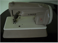 singer sewing machine small sewing machine working condition probably from the 1960s