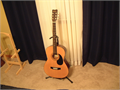 hohner acoustic guitar w soft case tunner capo learning cds stand strings excellent shape gr