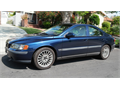 2003 VOLVO S60 24T - 3500 63841 low miles blue sound engine Turbo provides lots of power st