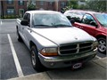 1999 Dodge Dakota Club Cab Silver chrome bumpers SLT Package All Options V-8 Automatic Air C