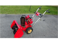 TORO gas Powered 2-Stage-Snowthrower-with-3-5-HP-Engine-3-Speed-Forward-1-Reverse Clearing Width