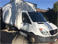 2012 Mercedes-Benz Sprinter 3500 Box Truck Used 38500 miles Private Party Conversion 4 Cyl Whi