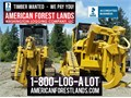 TIMBER WANTED  Offering logging service trucking tree clearing forest industry WE BUY TIMBER Ca