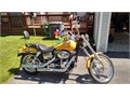 2006 Harley-Davidson Dyna Wide Glide Used  800000 814-243-02805535 miles pearl yellow mint