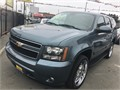 2009 Chevrolet Tahoe Used 153556 miles Dealer SUV 8 Cyl Blue Black Good cond Auto 4WD 4 D