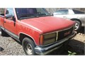 parting out 91 GMC Serria 2wd short bed 57 motor can hear run Front clip doors and bed all ex c