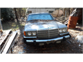 1979 Mercedes 450 SEL   parked about 9 years ago salvaged title Transmission was slipping Running