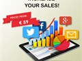 Do you need more SalesIf YES please contact usWith our Social Media Marketing we can help yo