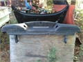 97-03 dodge Dakota rear bumper and hood 50 for both