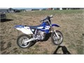 2006 Yamaha WR250F Cleanfastwell maintained new Dunlop rear tire new chain  sprockets Renthal