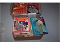Knit  Crochet Mags  Books  Approx 330 including Star Spool Royal Society Magic Crochet  Les