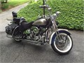 2002 Harley-Davidson Heritage Springer Beautiful old school Harley chrome everything and custom fl