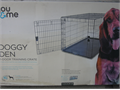 pet training crate for larger pets 42x27x29 new cond  call   323-537-2547