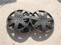 3 16 Black Wheel Covers Each one alone 7 2000 951-530-7250