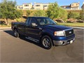 2007 Ford F-150 XLT 54L V8 ExtCab4 doors auto 8 longbed 2nd gas tank sprayed bed lining all