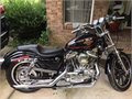 1995 Harley Davidson Sportster 1200 XLH Lowered 3 in rear  2 in front Perfect for ladies or sho