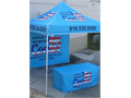 JD Inflatables is one of the leaders who supplies an Custom Vendor tends  Table Covers for product