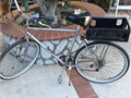 Raleigh Technium Sport Skylight Aluminum BikeThe frame handle bars seat post and crank arms are a