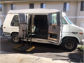 1993 Chevrolet Sportvan Handicap Camping Sports Van great for family travels Very reliable depend