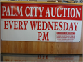 Palm City Auction is a well established local auction and has sold over 19 Million itemsAuctions a