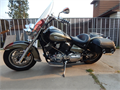 2005 Yamaha V Star 1100 Sweet cruiser meticulously maintained New Cobra pipes Leather removable