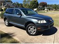 2005 VOLKSWAGEN TOUAREG clean title Automatic Runs smooth recent tune-up Clean emissions leath