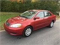 2004 Toyota Corolla Used  200000 title clean low miles