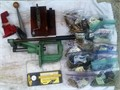 Reloading equipment and supplies Call or email for list and prices 000 706-339-6997
