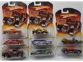 Hot Wheels halloween set from walmart 8 cars 2000