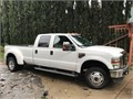 2009 Ford F350 Super Duty Crew 4x4 64 Diesel 5 Speed Automatic 103K milesThis truck is loaded