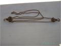 HOIST CHAIN  BLOCK AND TACKLE 2 TON RATED ABOUT 10 FEET LONG CONTACT  mrglasscarsyahoocom