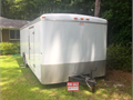 Dunlaps Colorado - Cargo Mate 24ft covered trailer in very good condition 3200 Negotiable 907-3