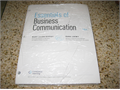Essentials of Business Communication 10e by Mary Ellen Guffey and Dana Loewy with unused access card