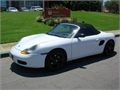 1999 Porsche Boxster Used 130000 miles Private Party Convertible 6 Cyl White Black Excellent