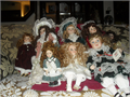 COLLECTION OF GORGEOUS PORCELAIN DOLLS  25 COLLECTIBLE PORCELAIN DOLLS        Can be sold separat