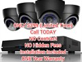 Professional Installation of Home security systems Upgrades available  Additional cameras availabl