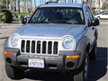 2004 Jeep Liberty Sport Used 152921 miles Private Party SUV 6 Cyl Silver Gray Excellent cond