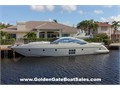 2010 68 AZIMUT 68STwin MAN 1360HP 12V CRM Inboard DieselsCurrent Price 1250000View mor