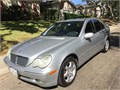 2002 Mercedes C240 99k miles Clean Title No Accidents Immaculate In  Out flawless Black Leathe