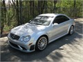 2008 Mercedes CLK63 Black series coupe with only 10003 miles in 775 Iridium Silver Metallicwith
