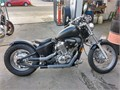 1994 Honda VLX Professionally built custom bobber 1994 Honda VT600 Shadow VLX Custom fenders seat