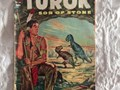 Dell Four Color Turok Son of Stone No 596 1954 FIRST APPEARANCEThis comic features the firs